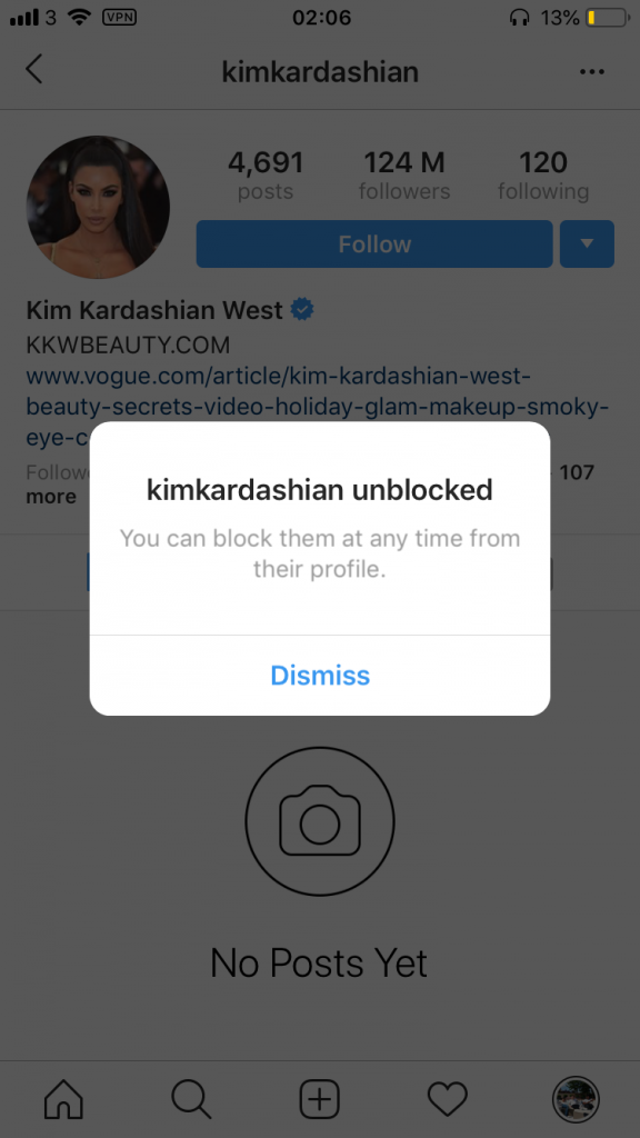 How to Unblock Someone on Instagram (Who Has Blocked you)