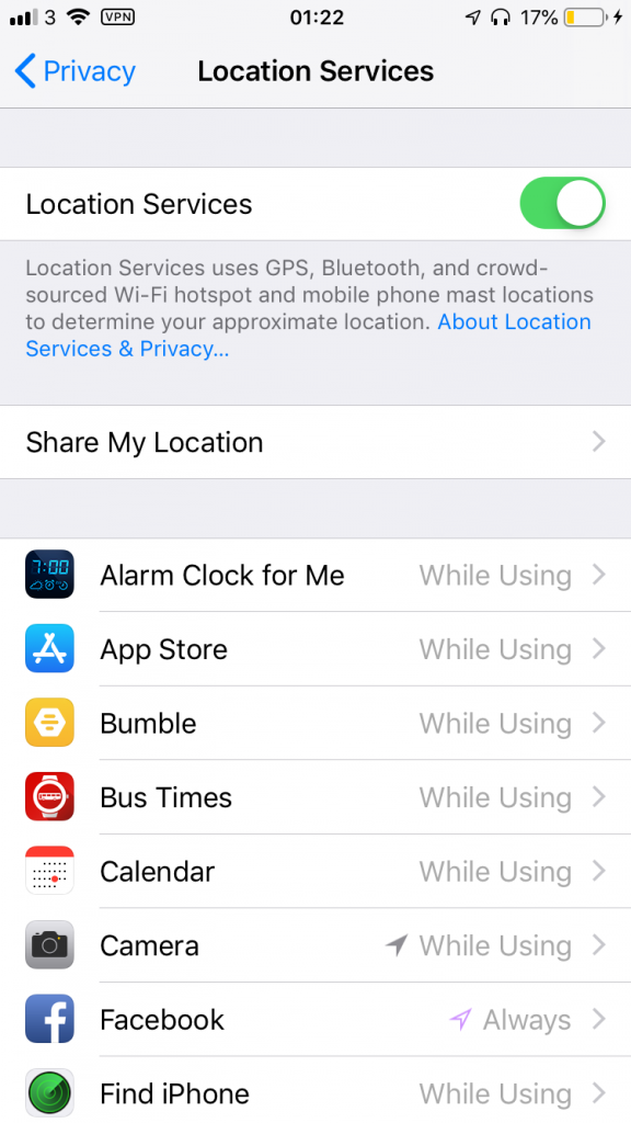 iPhone GPS Not Working? Here's How to Fix It - Vergizmo