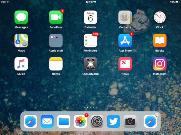 What Does the Alarm Clock Icon Mean on Apps on iPad - Vergizmo